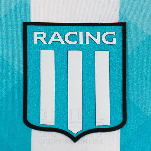 CAMISETA RACING CLUB REGULAR FIT