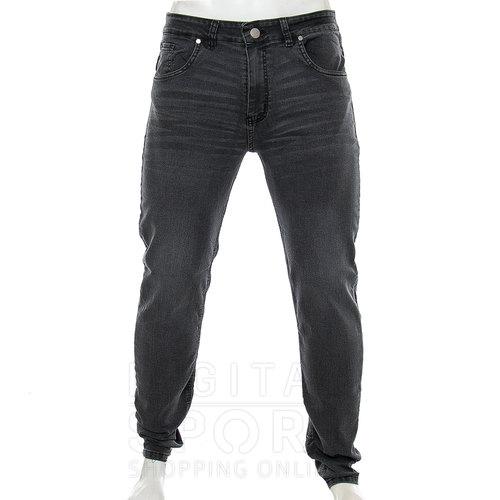 Pantalon Jean Gris Fidji Fluid