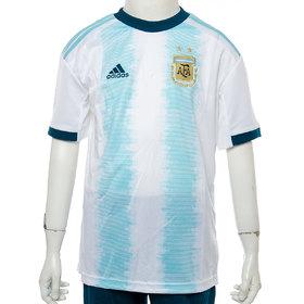 4aeca837b1844 CAMISETA ARGENTINA TITULAR 2019 KIDS adidas