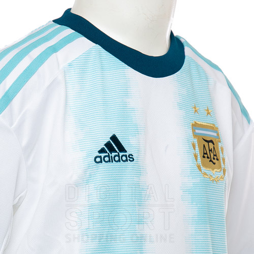 CAMISETA ARGENTINA TITULAR 2019 KIDS