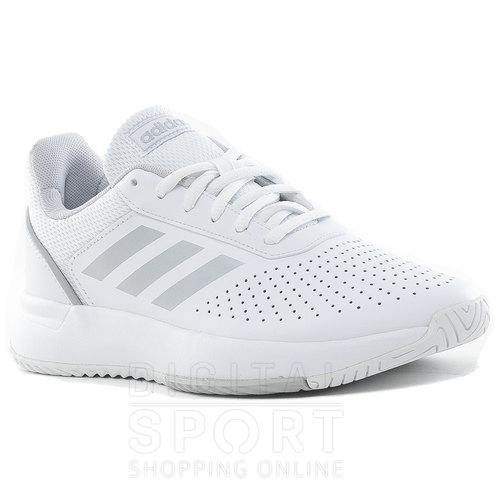ADIDAS COURTSMASH Blanco | Zapatillas de Tenis Mujer | Forum
