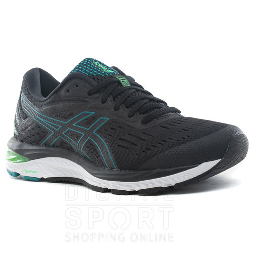 ZAPATILLAS GEL CUMULUS 20 BLACK asics