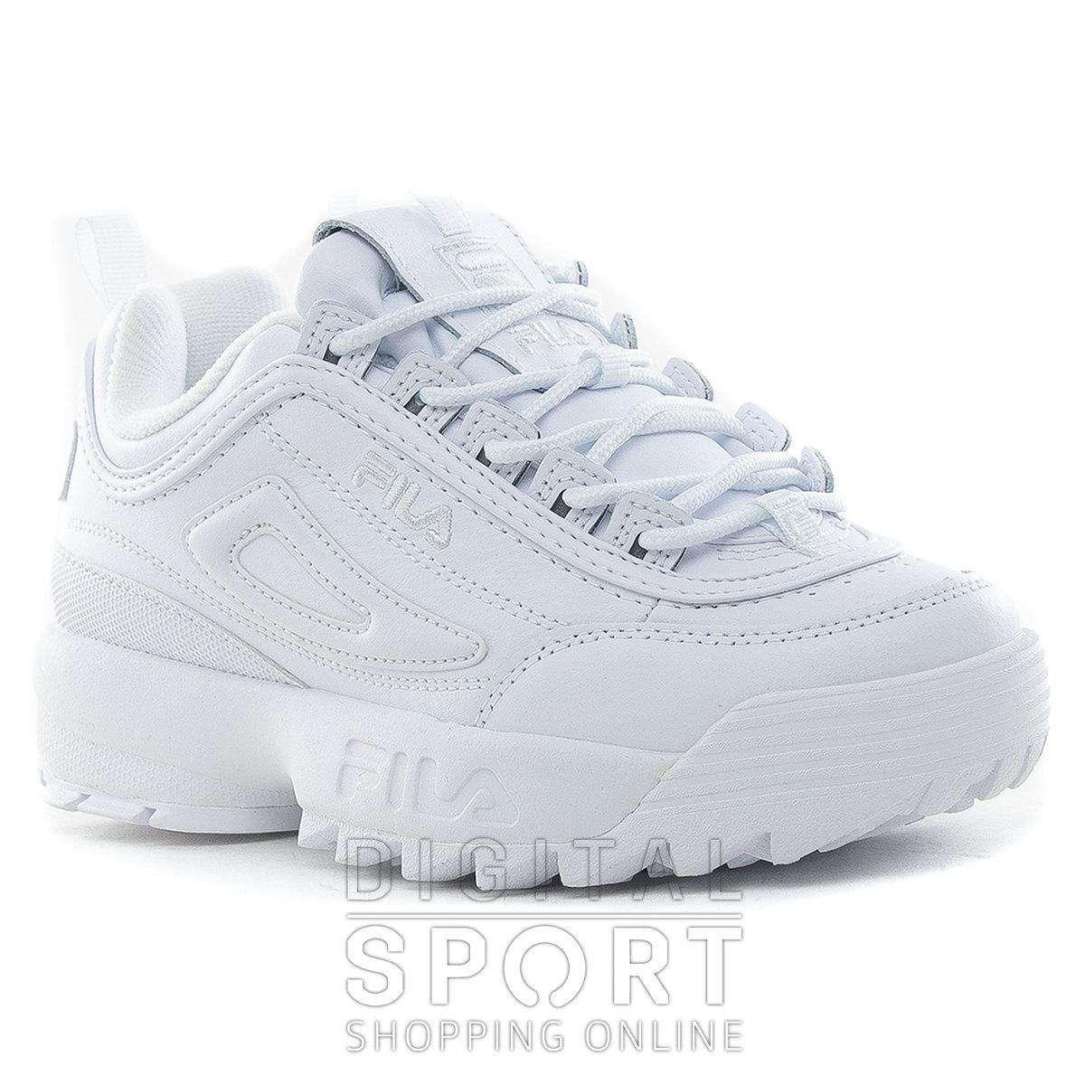 Zapatillas Disruptor Ii Premium En Zapatillas Fila Calzado
