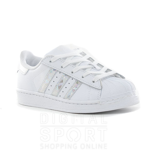 ZAPATILLAS SUPERSTAR C adidas