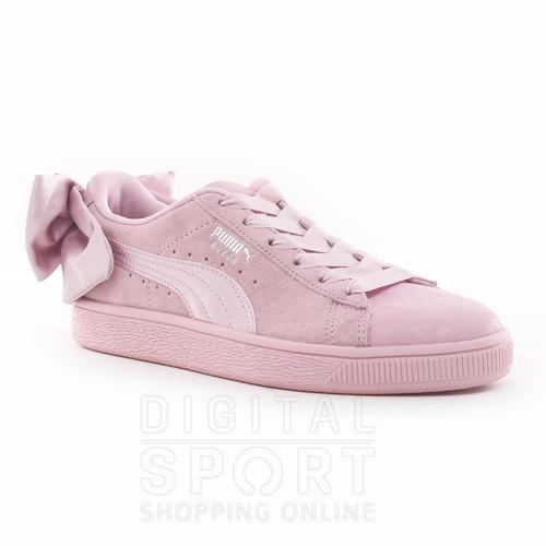 zapatillas mujer puma basket