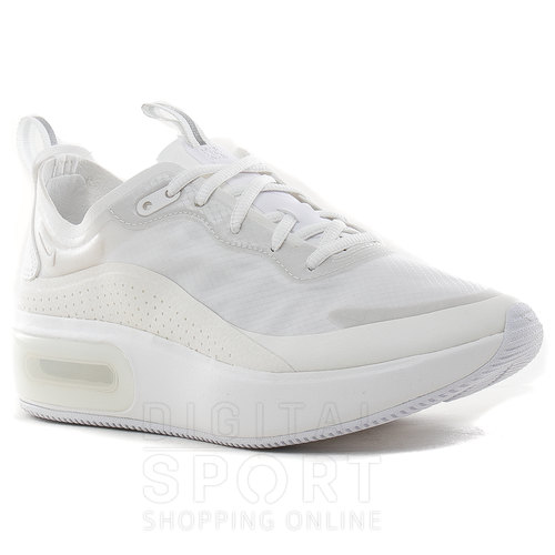 nike air max dia se w zapatillas ar7410-105 blanco