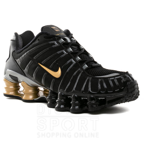 zapatillas nike shox tl hombre