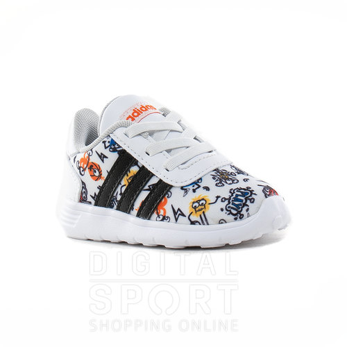 verschiedene Stile exquisiter Stil Exklusive Angebote ZAPATILLAS LITE RACER INF adidas
