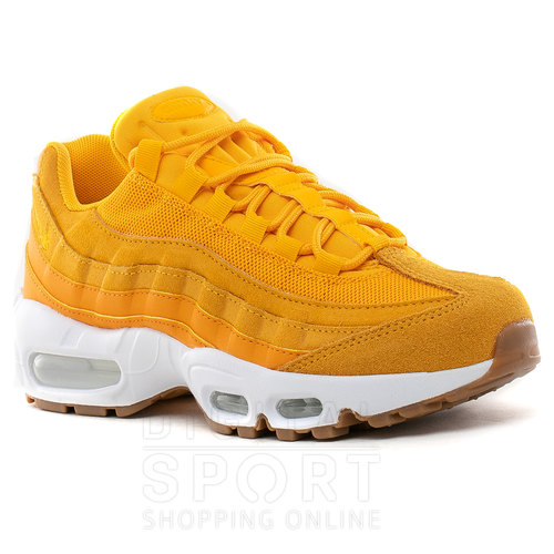 air max 95 amarillas