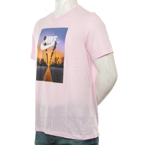 REMERA SUNSET PALM