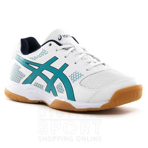zapatillas voleibol mujer asics