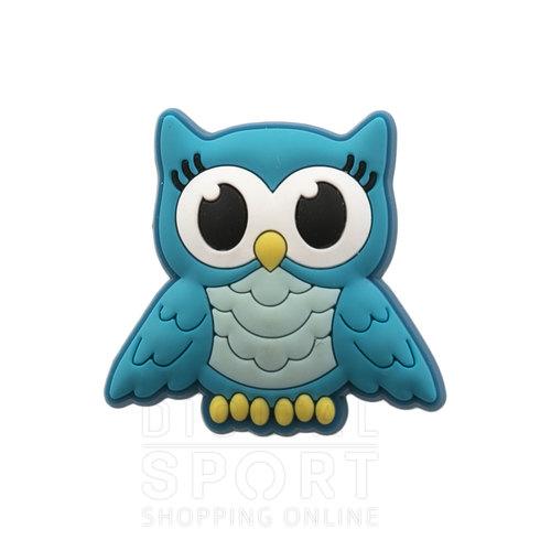 JIBBITZ TURQUOISE NIGHT OWL