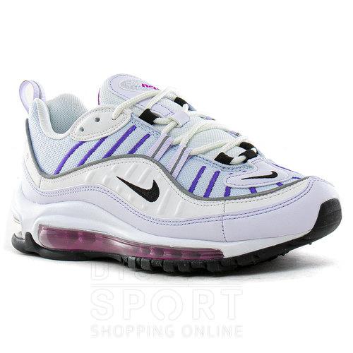 zapatillas nike air max 98 mujer