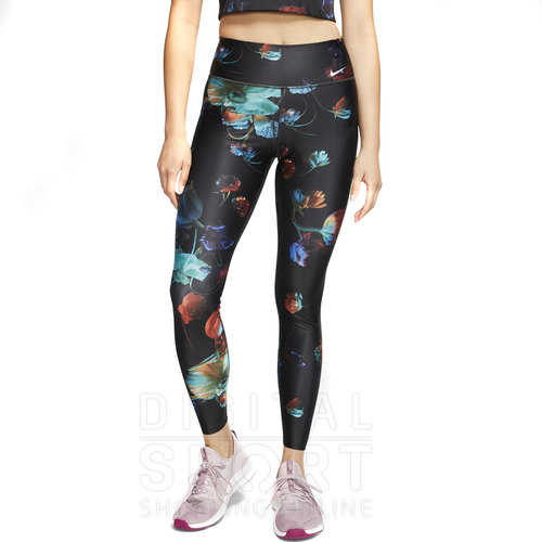 CALZA POWER TIGHT FLORAL