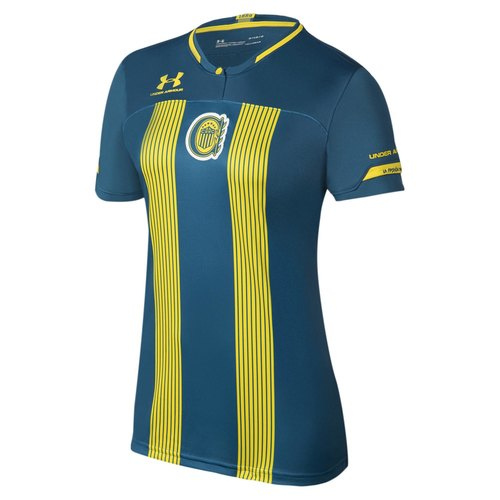 CAMISETA ROSARIO CENTRAL HOME MUJER