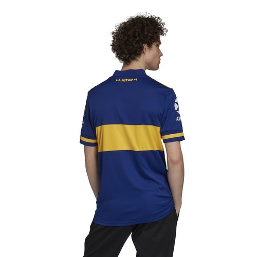 CAMISETA BOCA JUNIORS HOME
