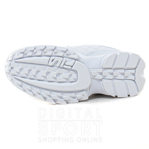 ZAPATILLAS DISRUPTOR II QUILTED