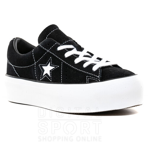 ZAPATILLAS ONE STAR PLATFORM